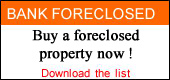 Bank Foreclosed properties