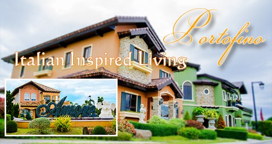 Italian inspired community at Portofino, Alabang