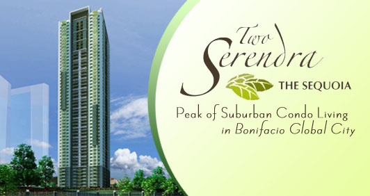 Two Serendra The Sequoia